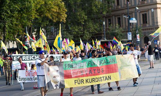 Krawalle In Wien