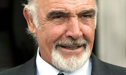 Sean Connery starb im Alter von 90 Jahren (Archivbild 2003)