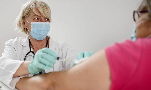 Mehrere Impfteams sind an diesem Wochenende im Einsatz (Sujetbild)