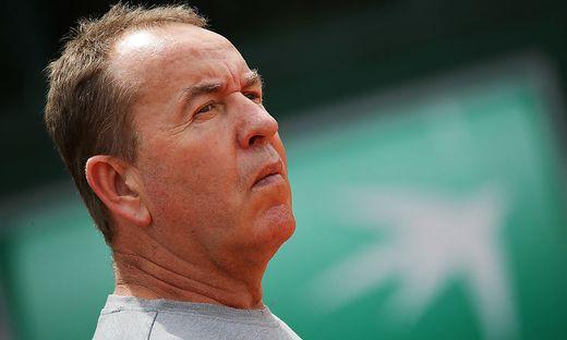 Tennis-Startrainer Günter Bresnik