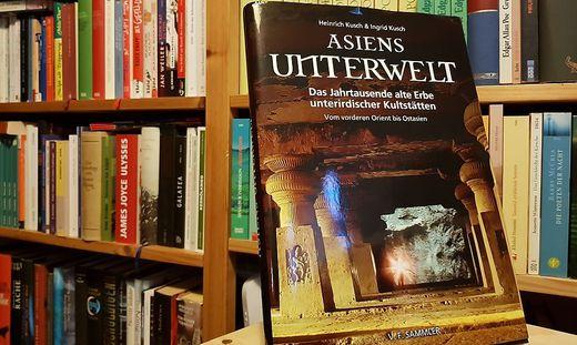 Ingrid & Heinrich Kusch, Asiens Unterwelt, Verlag für Sammler, 240 Seiten, 29, 90 Euro
