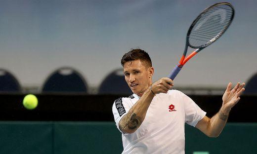 TENNIS - Davis Cup, AUT vs URU