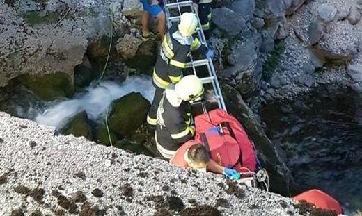 Rettungseinsatz