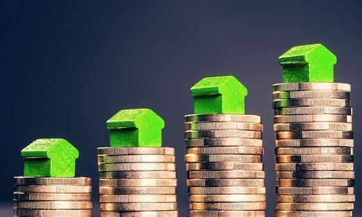 Vor allem die Nachfrage nach Einfamilienhäusern ist gestiegen