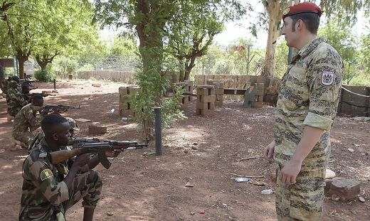 Bundesheer in Mali