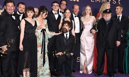 Der Cast von Game of Thrones bei den Emmys