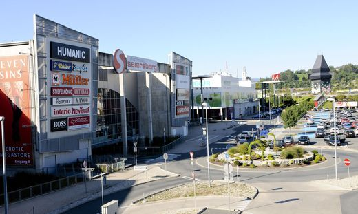 Das größte Einkaufszentrum des Landes ist vom Aus bedroht.