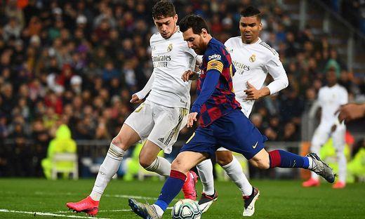 Laufen Lionel Messi und Co. bald bei noch einem Turnier auf?