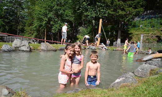 Wassererlebnispark Galitzenklamm