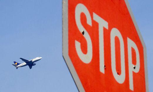 Streik bei der Lufthansa