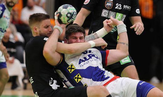 HANDBALL - HLA, Graz vs Hard