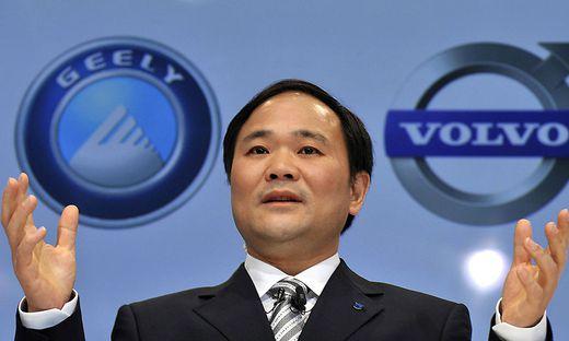 Mit ihm wird nicht zu spaßen sein: Li Shufu will mit Geely zur Automacht aufsteigen