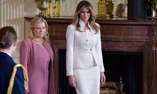 Auch Melania Trump trauert um Karl Lagerfeld
