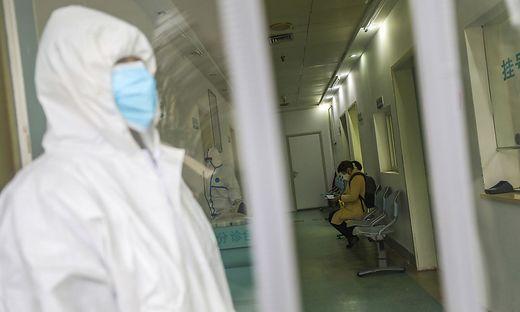 In China starben bereits mehr als 100 Menschen an den Folgen des Virus