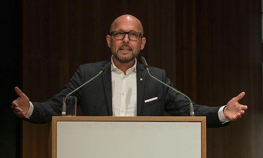 Michael Ritsch legt seine Funktionen in der SPÖ Vorarlberg zurück