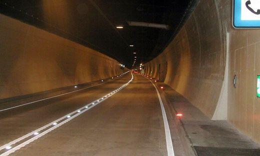Tote bei schwerem Unfall im Gotthard-Tunnel