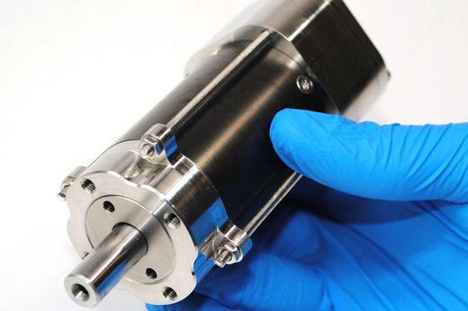 """Kernkompetenz Komponenten: Ein """"Rotary Actuator"""" von Space-Lock"""