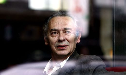Der Schriftsteller Felix Mitterer