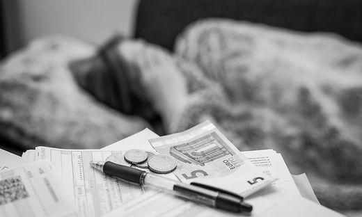 Leben in Angst - unheilbar krank und finanzielle Sorgen