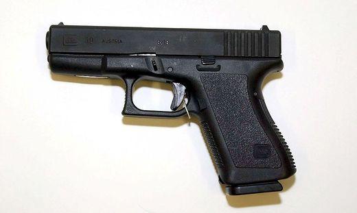 Eine Glock 19