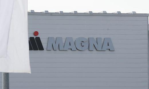 Magna-Werk in Graz