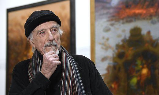 Arik Brauer starb im Alter von 92 Jahren