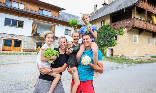 "Homestory Wohnportrait Fam. Ertl âAe"" Jester Oberdorf 1 Spittal/Drau"