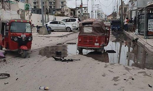 Mindestens 15 Tote bei Terrorangriff in Somalia