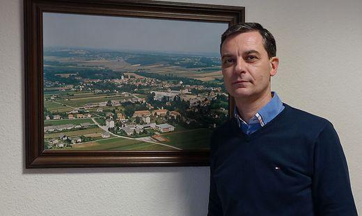 Bürgermeister Wolfgang Dolesch