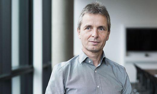 Friedrich Santner, Geschäftsleiter von Anton Paar