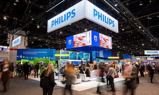 Philips will sich auf die Gesundheits-Sparte konzentrieren