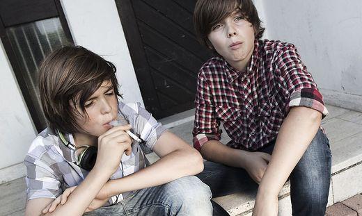 Rauchen unter 18 ist ab Mai verboten.