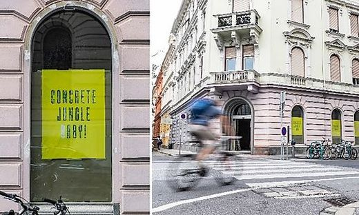Nachschub im Grazer Zentrum