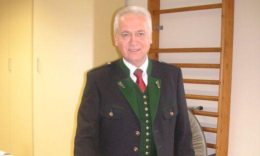 Helmut Leitenberger startet Demokratie-Offensive