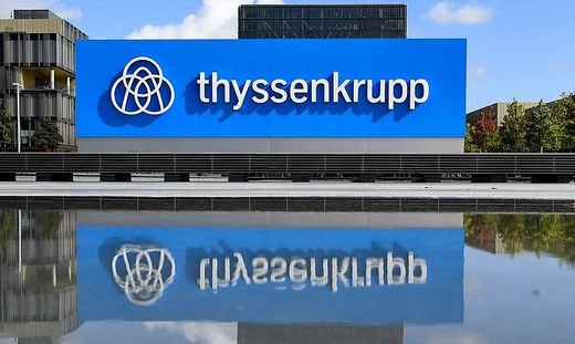 GERMANY-ECONOMY-INDUSTRY-STEEL-THYSSENKRUPP
