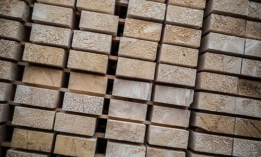 Viele Sägen der heimischen Holzindustrie laufen rund und bleiben auch im Jahr 2019 sehr gut ausgelastet