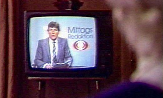 ORF-Nachrichten in den 80ern.