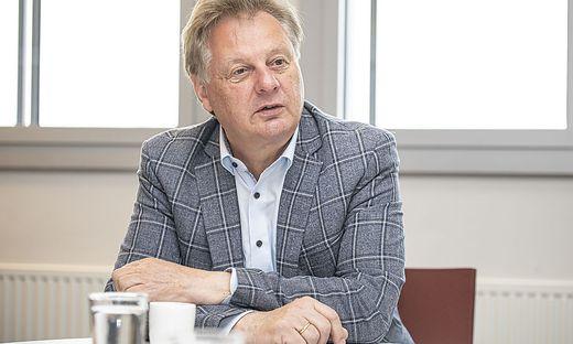 Interview Bgm. Leopold Astner Klagenfurt April 2021