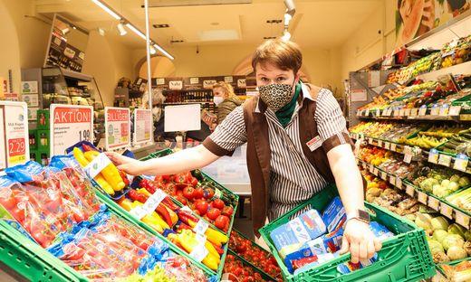 Spar bleibt in Österreich Nummer eins im Lebensmittelhandel