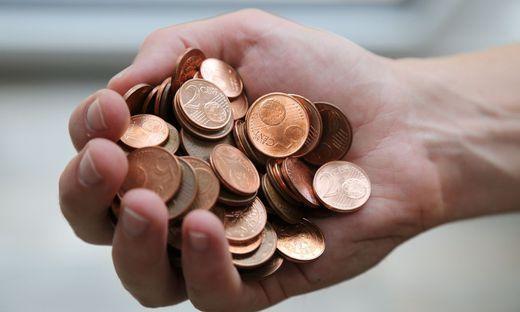 Die Abschaffung der Ein- und Zwei-Cent-Münzen würde Kosten sparen