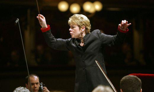 Marin Alsop übernimmt als erste Frau das Radio-Symphonieorchester Wien