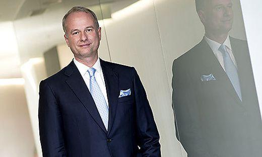 Alexander Everke, Chef der steirischen ams AG