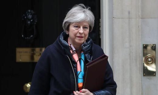 Brexit-Ausschuss stellt fest: Großbritannien muss EU-Austritt wohl verschieben