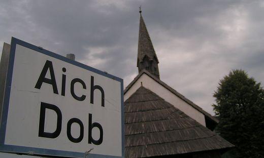In der Ortschaft Aich/Dob war Endstation für den Axtmörder