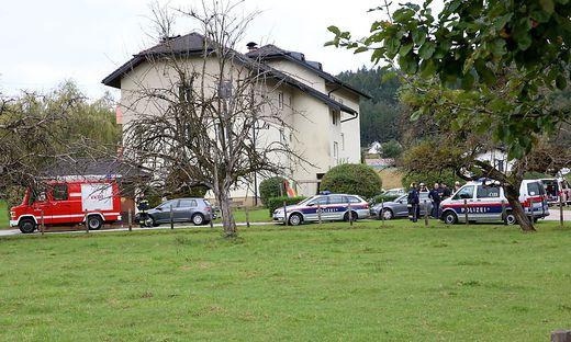 Der Anschlag löste einen Großeinsatz von Polizei und Rettungskräften aus