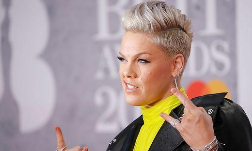 US-Sängerin Pink sagt Spende für Feuerwehr in Australien zu