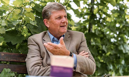 Raiffeisen-Ware-Generaldirektor Reinhard Wolf