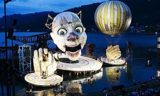 Rigoletto - Zirkusspektakel am Bodensee