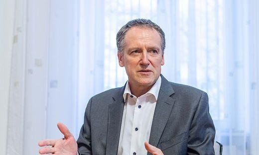 Herwig Lindner, Ärztekammer-Präsident