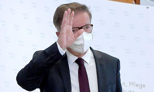 Ex-Gesundheitsminister Rudolf Anschober